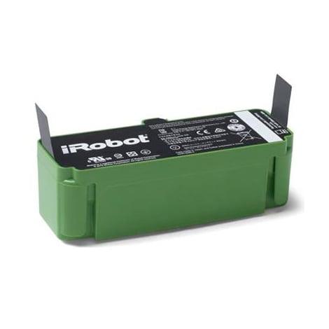Аккумуляторная батарея Li-ion для Roomba (зеленая)
