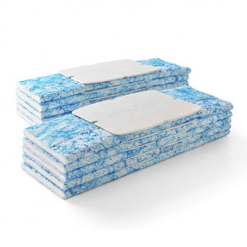 Набор одноразовых салфеток для мытья пола для Braava Jet, 10 шт. (без запаха)