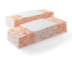 Салфетки Braava Jet для влажной уборки, одноразовые, 10 шт (без запаха)