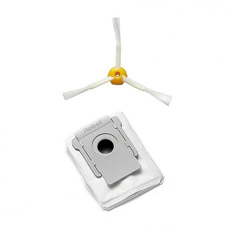 Комплект для обслуживания робота-пылесоса Roomba i7+ (мешок для мусора и щетка)