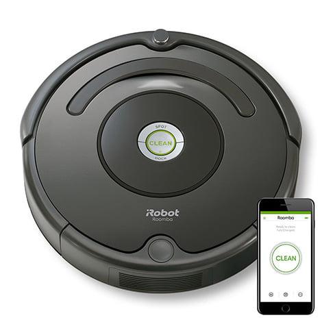 Обзор робота пылесоса iRobot Roomba 676
