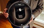 Дизайн iRobot Roomba 980