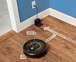 Навигация iRobot Roomba 980