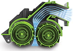 Прорезиненные щетки Roomba 980