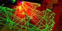 Траектория движения iRobot Roomba 616
