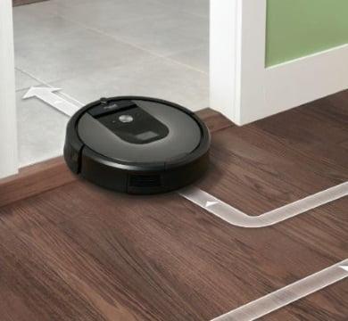 Отличия Roomba 960 от 980