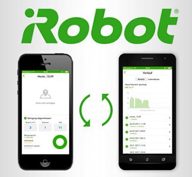 Приложение iRobot HOME
