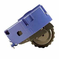 Модуль левого колесика для Roomba 600-800-й серии