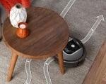 Визуальная система ориентирования iRobot Roomba 960