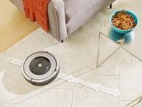 Робот Roomba 886 убирает мусор лучше на 50 процентов